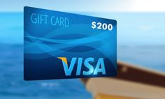 $200 Visa Gift Card Giveaway - Giveaway Archive - Free Online Giveaways