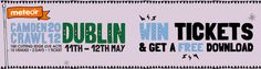 Competition Ireland Win tickets to the Meteor Camden Crawl Dublin, May 2012 Closes soon