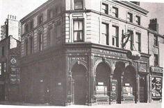 Brunswick Vaults Pub,Highfield St / Tithebarn St