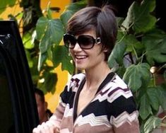 Katie Holmes Pixie Cuts | Short Hairstyles 2015 - 2016 | Most ...