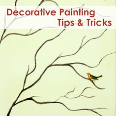 The Graphics Fairy - DIY: Decorative Painting Tips & Tricks: How To Print On Tissue Paper