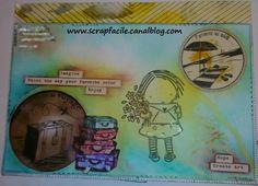 ma_nov10 Your Favorite, Favorite Color, Scrap, Album, Mail Art, Photos, Scrap Material, Cake Smash Pictures