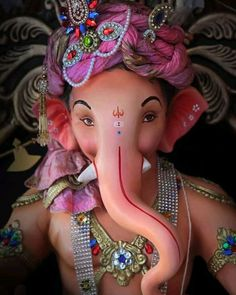 Make this Ganesha Chathurthi 2020 special with rituals and ceremonies. Lord Ganesha is a powerful god that removes Hurdles, grants Wealth, Knowledge & Wisdom. Lord Durga, Durga Ji, Ganesh Lord, Sri Ganesh, Ganesh Chaturthi Photos, Happy Ganesh Chaturthi Images, Shri Ganesh Images, Ganesha Pictures, Hanuman Murti