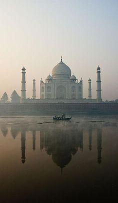 Taj Mahal  India #tajmahal #india #travel #agra