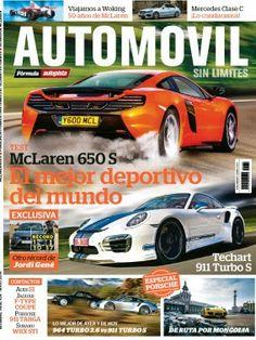 REVISTA #AUTOMOVIL - Prueban coches de ensueño este mes - #leonesp #villaobispo #villaquilambre #elglobo