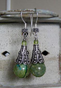 Moois van ' M(i)e': juwelen : MAAK HET ZELF ! : materiaal : kralenkapjes
