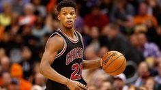 Jimmy Buttler // Chicago Bulls