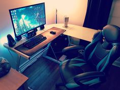 Finally got a setup worth sharing!