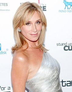 "Sonja Morgan, 49, Is Dating Benjamin Benalloul, 23: ""He Doesn't Act Immature at All"" - Us Weekly"