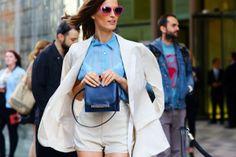 Trend Alert: Con un toque Baby Blue by La Florinata on Beauty Walks