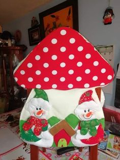 Tree Skirts, Gingerbread, Patches, Christmas Tree, Quilts, Holiday Decor, Home Decor, Mariana, Xmas