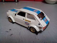 Fiat 127 Gr.2 & sport Gr.2 - Burago/Martoys