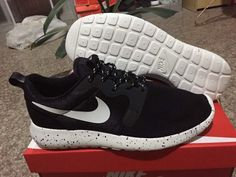 2bfb0feed7dd  esty  runs  shoes Fashionable Sneakers 2015 Nike Roshe Run HYP QS 3M  Reflective 636220 020 Star Pomo Black White