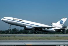 Pan American World Airways - Pan Am N63NA McDonnell Douglas DC-10-10 aircraft picture