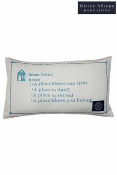 Buy Kirstie Allsopp Keely Cushion from the Next UK online shop