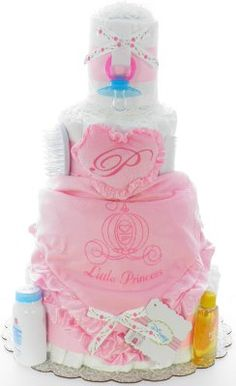 Little Princess Blanky Diaper Cake Little Princess, Princess Peach, Diaper Cakes, Selling Online, Shower Ideas, Baby Gifts, Craft Ideas, Baby Shower, Create