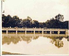 Lake White Dam 1935