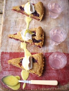 Sour cranberry Bakewell | Jamie Oliver | Food | Jamie Oliver (UK)