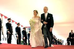 The Royal Order of Sartorial Splendor: Top 10 Best Royal Wedding Dresses: #9. HRH Princess Claire