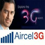 Aircel Offers Daily Free Unlimited 3G From 6AM To 9AM