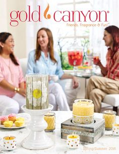 Gold Canyon Spring/Summer 2016 Catalog (U.S.). I have tried all kinds of Candles, however these are the very best!