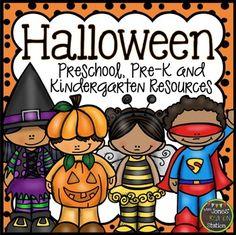 Halloween: Preschool