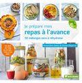 Je prépare mes repas à l'avance : 50 mélanges secs à réhydrater, de Amandine Geers et Olivier Degorge - Terre Vivante, 12€