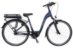 EBCO UCL-70 Step Thru 2016 Electric Hybrid Bike
