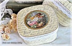 French Inspired Boxes - Town & Country Living
