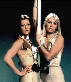 Every Little Counts: Style Icon: ABBA