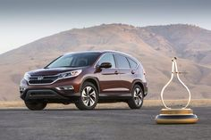 The Honda CR-V has won Motor Trend Sport/Utility of the Year for 2015.