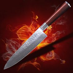 Reviews 2016 LD 8Japanese style damascus chef knife 9Cr18Mov stainless steel kitchen knives sharp chef knife with wood handle ☸ For Sale 2016 LD 8Japanese style damascus chef knife 9Cr18M Discount  2016 LD 8Japanese style damascus chef knife 9Cr18Mov stainless steel k  Buy Online : http://shop.flowmaker.info/AkXdO    2016 LD 8Japanese style damascus chef knife 9Cr18Mov stainless steel kitchen knives sharp chef knife with wood handleYour like 2016 LD 8Japanese style damascus chef knife…