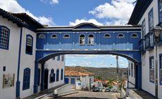 Casa da Glória - Diamantina, Minas Gerais