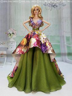 New Dress for sell EFDD   por eifel85, eifel doll dress