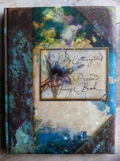 Picked this up in a second hand bookstore yesterday .. I love Brian Froud <3 #fairies #lady_cottington #brian_froud