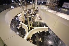 Westfield Sydney by Westfield Design and Construction in collaboration with Wonderwall, Inc.
