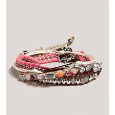 Aeo Bracelet Set ($20) ❤ liked on Polyvore