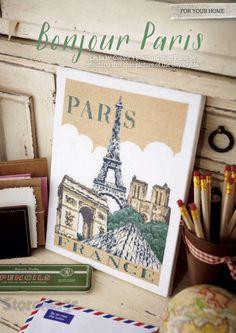 Paris2 - Gallery.ru / Фото #1 - Париж - DELERJE