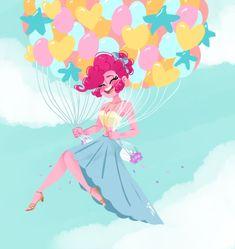 Let+Your+Troubles+Float+Away+by+Endarie.deviantart.com+on+@DeviantArt