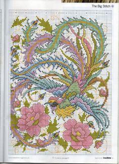 (3) Gallery.ru / Фото #24 - Cross Stitcher №210 март 2009 - 19Edinorog87