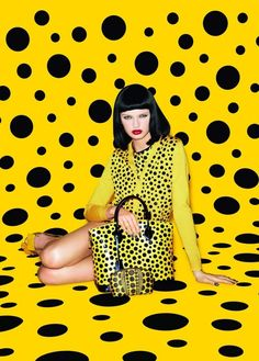 Fashion – Yayoi Kusama Joins Louis Vuitton |