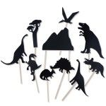 Moulin Roty Dinosaurs Shadow Puppets