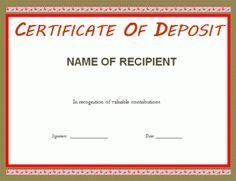 Certificate of Deposit. Know more here #certificateofdeposit #fd