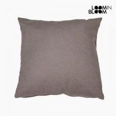 Cushion Brown (45 X 45 Cm) By Loom In Bloom