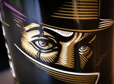 Scarface up close by one of our favorite design co's Emrich PD