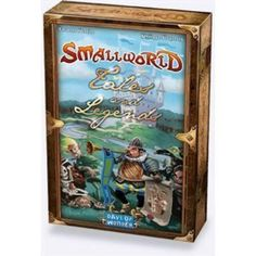 Alliance World Small World Tales and Legends Expansion Board Game by Alliance Games, http://www.amazon.ca/dp/B003Q5SS5K/ref=cm_sw_r_pi_dp_29rIsb0PK2YB6