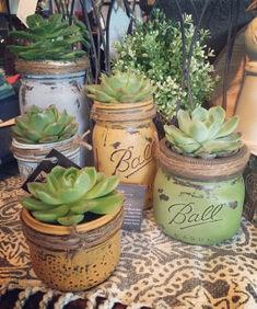Creative Mason Jar Decoration (8)