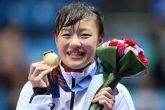 レスリング女子48キロ級、登坂絵莉選手が金メダル(写真:アフロスポーツ)