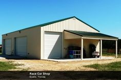 Timbercraft Shop and Hobby Metal Buildings at Cornerstone Building Company Pole Buildings, Steel Buildings, Building Companies, Building Products, Building Ideas, Free Shed Plans, Shop Plans, 40x60 Shop, Barn Shop