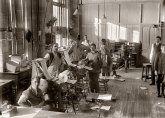 "Government Printing Office: 1912      Washington, D.C., 1912. ""Government Printing Office -- views."" The G.P.O. a century ago. Harris ..."